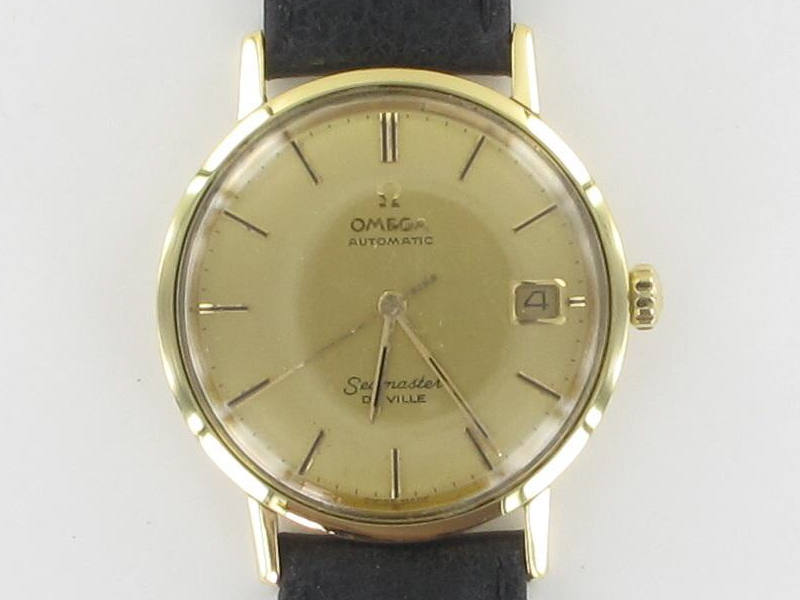 OMEGA Uhren mit Gelbgold | eBay